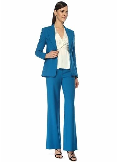 Diane Von Furstenberg Bluz Ekru